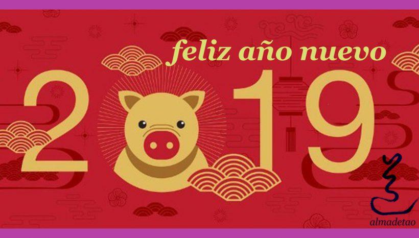 2019 el año del Cerdo