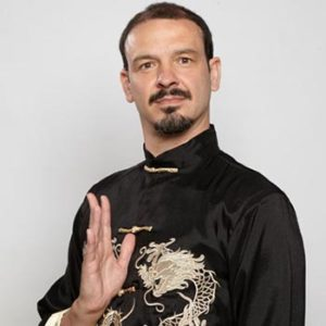 Ángel García, almadetao