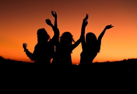 sunset-dance